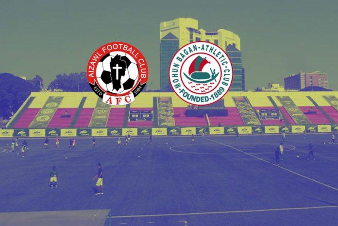 I-league LIVE,I-league 2020 LIVE,I-league LIVE streaming,Mohun Bagan vs Aizwal FC live,I-League 2020