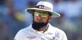 ICC Pakistani umpire,Aleem Dar,Coronavirus,ICC cricket umpire,Pakistan Cricketer