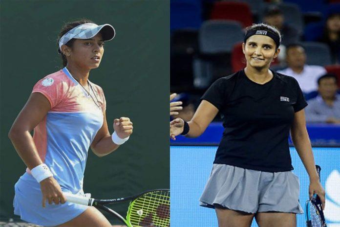 Ankita Raina,Sania Mirza,Fed Cup challenge,Tennis Tournament,Vishal Uppal