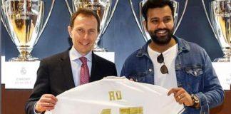 Real Madrid,Rohit Sharma,LaLiga ambassador,Star India, Sports Business News India