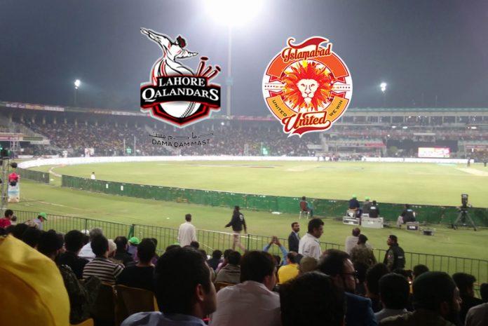 Lahore Qalandars vs Islamabad United LIVE,PSL LIVE,PSL LIVE Streaming,PSL LIVE telecast,Pakistan Super League LIVE