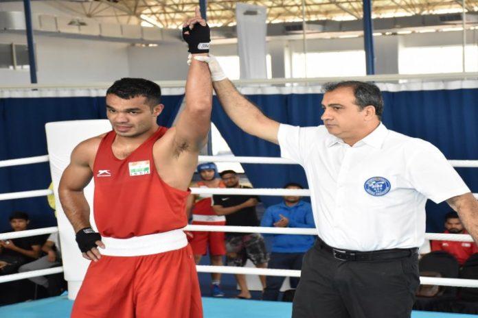 Asian Olympic Qualifiers,Boxing olympic qualifiers,Vikas Krishan,Amit Panghal,Mary Kom