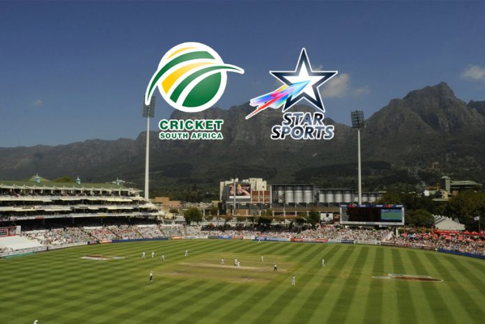 Cricket South Africa,Star Sports,CSA media rights,Star Sports partnership,Sports Business News India