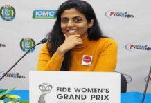 Dronavalli Harika,FIDE Women's Grand Prix,Pia Cramling,Ju Wenjun,Koneru Humpy