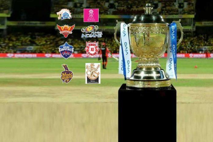 IPL 2020,Indian Premier League,BCCI,Coronavirus,IPL Franchisees
