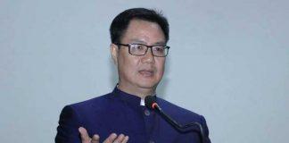 Kiren Rijiju,Coronavirus,Tokyo Olympics,2020 olympic games,Sports Authority of India