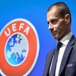 UEFA,European Football,UEFA football,Coronavirus,UEFA Champions League