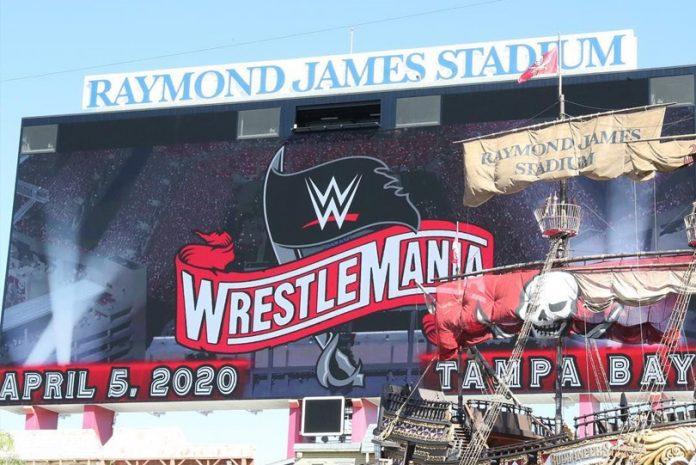 Coronavirus,WWE,WrestleMania 36,WrestleMania 36 schedule,Sports Business News