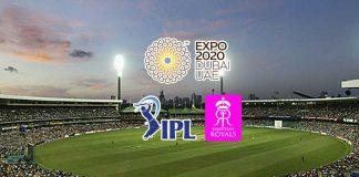 IPL 2020,Indian Premier League,Rajasthan Royals,IPL 2020 sponsorships,Dubai Expo 2020