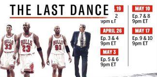 Michael Jordan,The Last Dance documentary,Sports Documentary,Best sports documentary,Netflix documentary