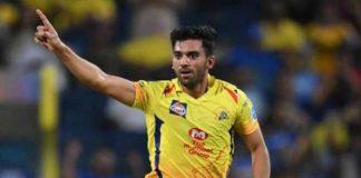 IPL 2021, KKR vs CSK: दीपक चाहर ने चार विकेट लेकर KKR की बल्लेबाजी की कमर तोड़ी