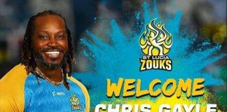 Cricket News,Chris Gayle,CPL 2020,St. Lucia Zouks,Caribbean Premier League