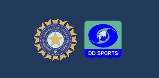 Cricket Business,Sports Business,Sports Business News,BCCI,DD Sports