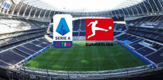 Football business,Serie A,Football news,Italian league,Bundesliga Football League