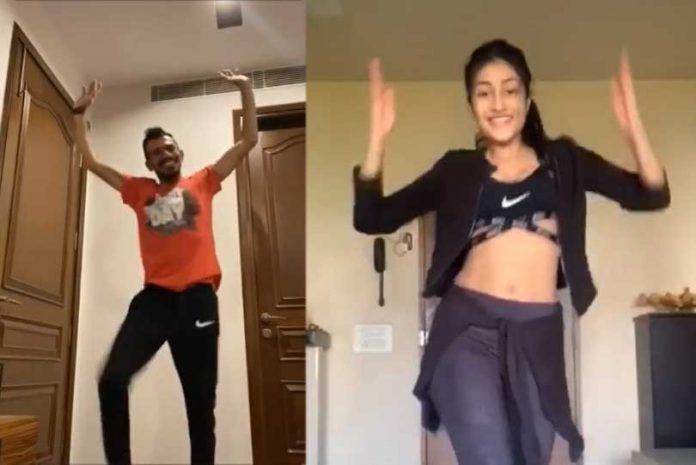 Yuzvendra Chahal,Yuzvendra Chahal tiktok,TikTok videos,TikTok,TikTok Trends,Chahal TikTok video