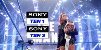 Sony Sports,WWE Blockbusters,WrestleMania,Wrestling LIVE,WWE LIVE Telecast