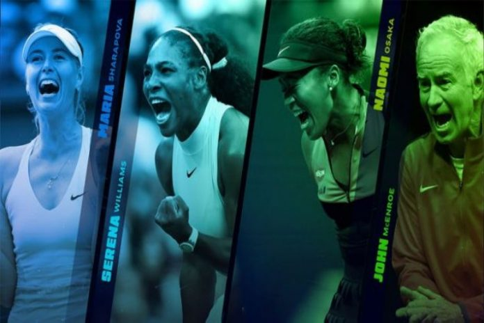 Stay at Home Slam,Tennis News,Facebook,Stay at Home Slam LIVE,Facebook Gaming