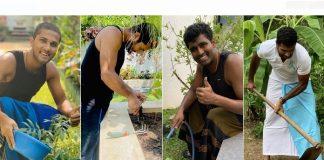 Sri Lanka Cricketer,Home Gardening Challenge,COVID-19,Sri Lanka Cricket,Angelo Mathews