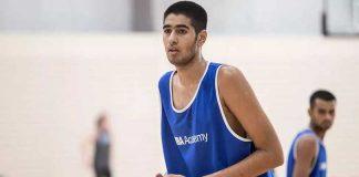 NBA Academy,NBA Academy India,Jagshaanbir Singh,Points Park University team,Men's basketball team