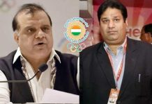 IOA President Post: Swords are out, IOA Secretary Gen Rajeev Mehta to challenge current president Narendra Batra for president post