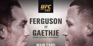 UFC 249 live,UFC 249 live streaming,UFC 249,UFC 249 india,UFC 249 india time,Ferguson vs Gaethje,Ferguson vs Gaethje LIVE