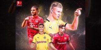 Bundesliga,Bundesliga LIVE,Bundesliga 2020 LIVE,Borussia Dortmund vs Schalke,Bundesliga Football 2020 LIVE