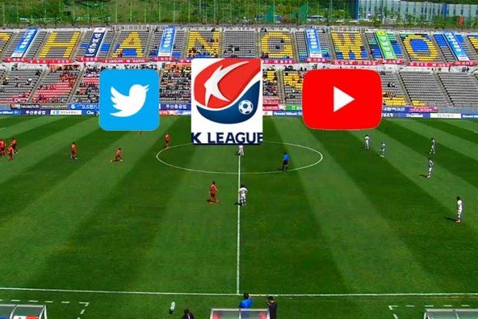 Korean K League,K League 2020,K League,Football Business,Football News,YouTube,Twitter