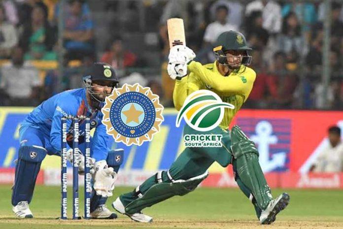 Cricket South Africa,Cricket Business,Cricket News,BCCI,CSA News,India tour of SA
