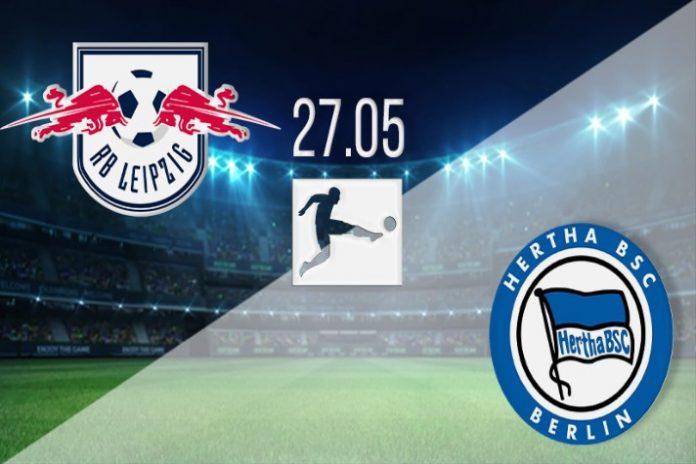 Bundesliga,Bundesliga 2020,Bundesliga 2020 LIVE,Bundesliga LIVE Streaming,Bundesliga LIVE Telecast,RB Leipzig vs Hertha Belin Dream 11 Prediction