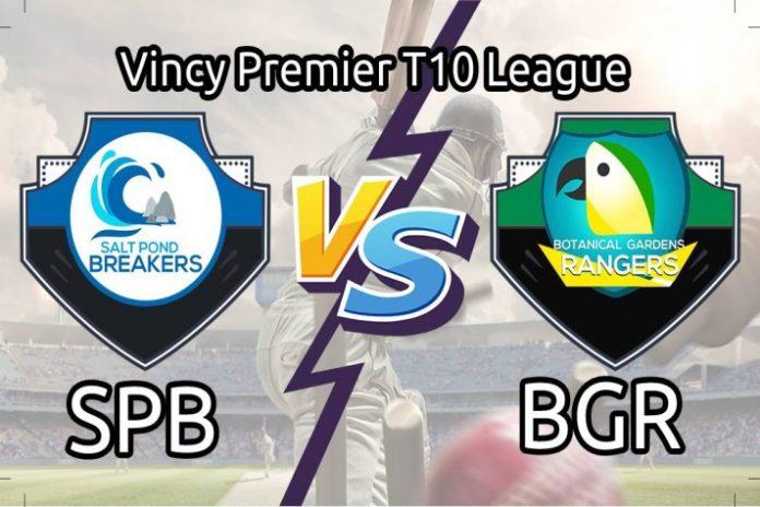 VPL T10 League LIVE,VPL T10 League LIVE Streaming, Vincy Premier T10 League 2020,SPB vs BGR Dream11 Team Prediction,SPB vs BGR Dream11