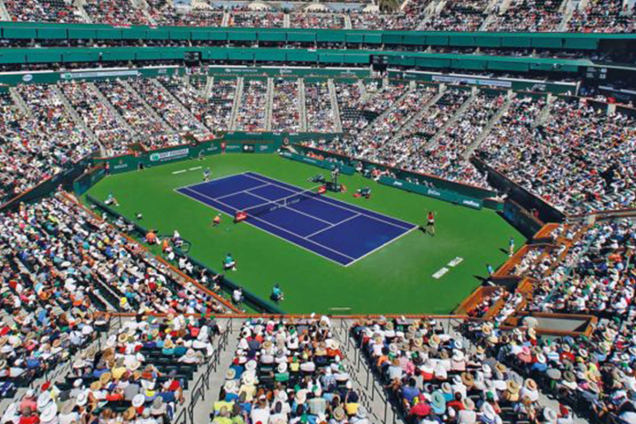US Open Tennis at Indian Wells