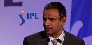 IPL,IPL News,Indian Premier League,Sundar Raman,BCCI