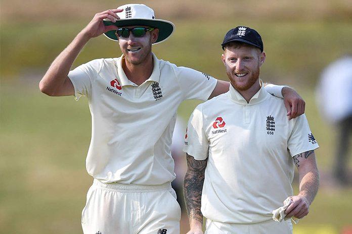 Ben Stokes,Stuart Broad,Formula 1,England cricketers,Cricket News,F1 Esports