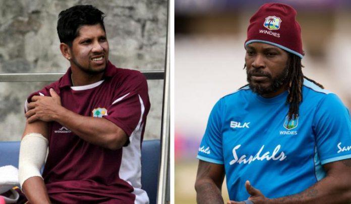 Chris Gayle,Cricket West Indies,Caribbean Premier League,Ramnaresh Sarwan