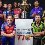 Abu Dhabi T10 League,Abu Dhabi T10 League schedule,Abu Dhabi T10 League 2020,T10 League 2020,Cricket News