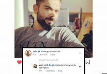 Virat Kolhi,Kevin Pietersen,Tiktok video,Kevin Pietersen tik tok videos,Virat Kohli beard
