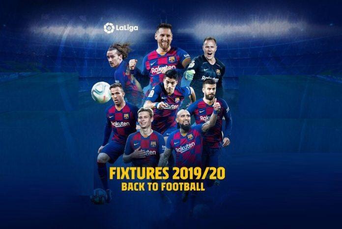 La Liga, La Liga 2020, La Liga News, La Liga teams, La Liga matches, La Liga fixture