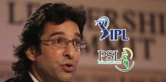 IPL,IPL News,PSL,IPL vs PSL,Wasim Akram,Pakistan Super League,Indian Premier League
