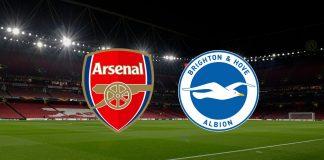 Premier League Live, Premier League Live Streaming,Arsenal vs Brighton LIVE,Arsenal vs Brighton Head to Head Statistics