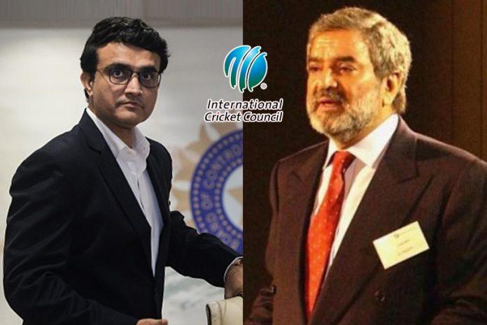 ICC,ICC Chairman Elections,ICC Chairman,Sourav Ganguly,Ehsan Mani