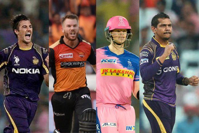IPL 2020,IPL,IPL News,Top 10 Highest-paid foreign players,Top 10 Highest-paid foreign players in IPL