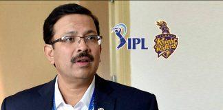 IPL 2020,IPL News,Kolkata Knight Riders,KKR CEO,Venky Mysore