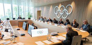 IOC,IOC Board Meeting,IOC Executive Board Meeting,Tokyo Olympics,Tokyo 2020 Olympics