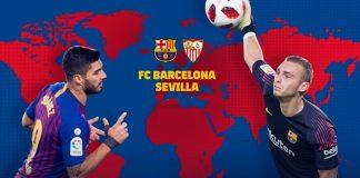 Barcelona vs Sevilla Head to Head,Barcelona vs Sevilla Head to Head Statistics,Barcelona vs Sevilla LIVE,La liga start date