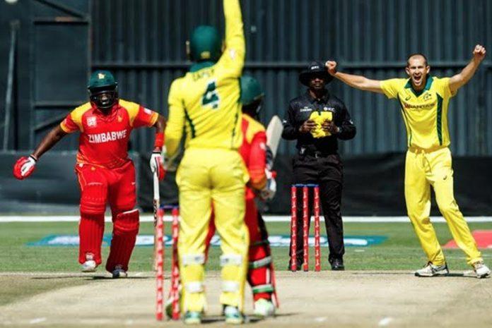 Cricket,Cricket News,Australia - Zimbabwe series,Cricket Australia