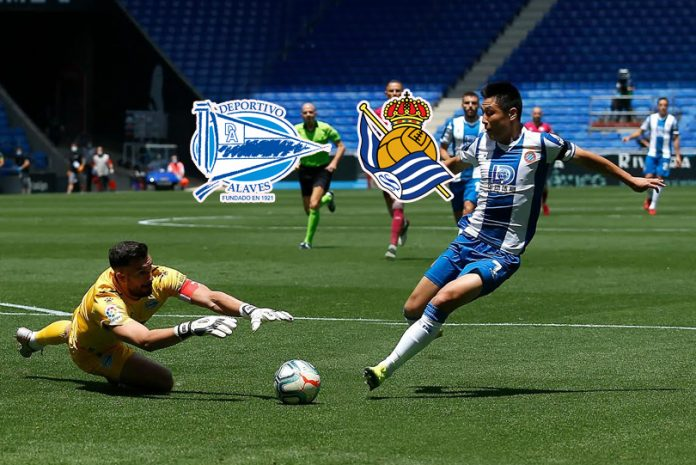 La Liga LIVE,La Liga LIVE Streaming,Alaves vs Real Sociedad,Alaves vs Real Sociedad LIVE