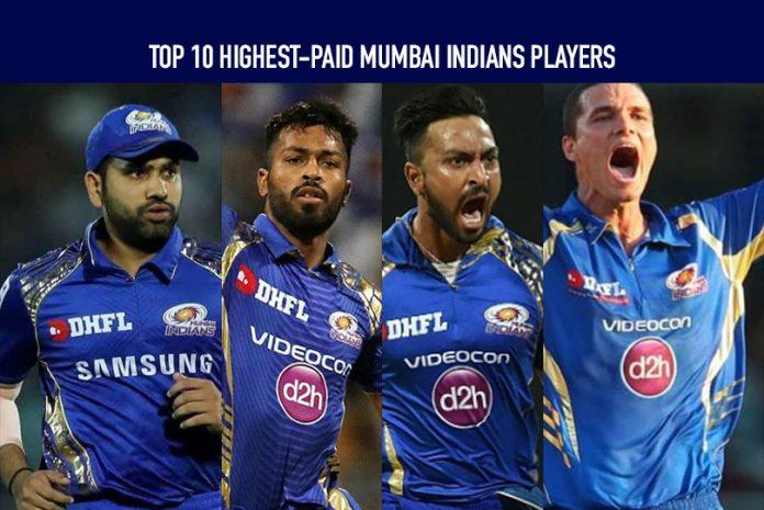 IPL 2020: Top 10 Highest-paid Mumbai Indians (MI) players ...