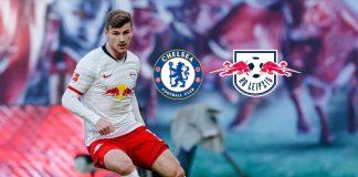 Premier League,Premier League LIVE,Chelsea Football Club,RB Leipzig,Timo Werner