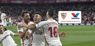 La Liga, La Liga LIVE,Sevilla FC,Valvoline,La Liga 2019-20