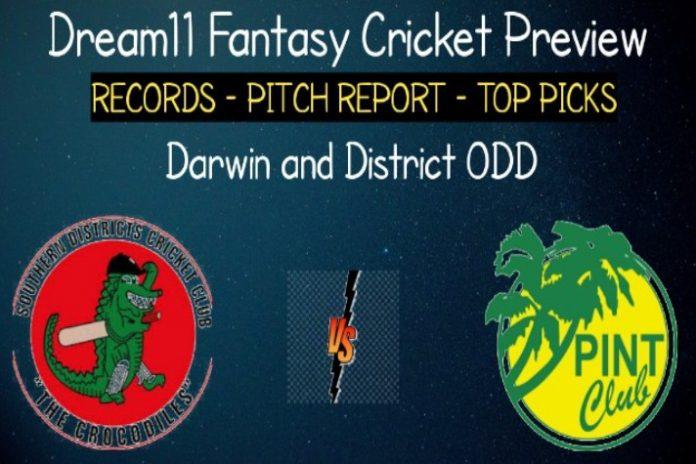 Darwin and District ODD,Darwin and District ODD LIVE,Darwin and District ODD LIVE Streaming,SD v PT Dream11 Team Prediction,SD v PT Dream11,SD v PT LIVE
